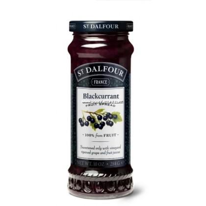 ST.DALFOUR JAM BLACKCURRANT 284GM